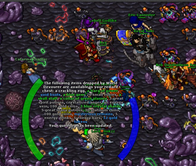 The Great Boss Hunt – Page 17 – Forum – Tibia Bosses