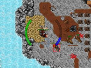 Man in the cave Cobrador da Van