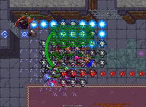 The Scourge Of Oblivion Hero Reis and team