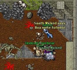 Undead Cavebear Naath Wicked
